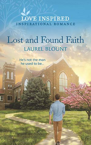 Lost and Found Faith book cover